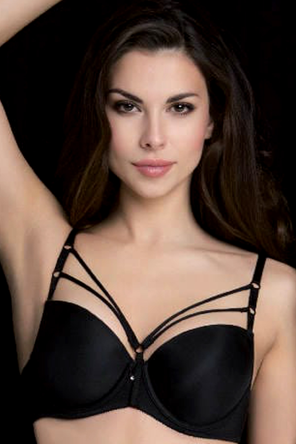 Raminka Decollete 419 twin black
