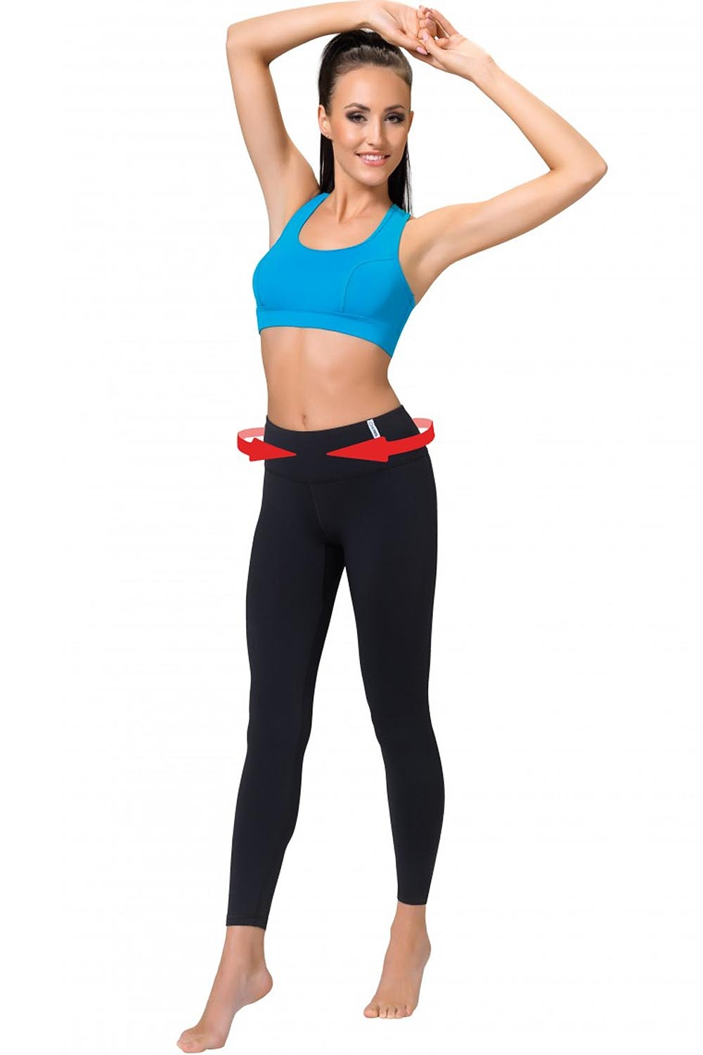 Fitness legíny Slimming leggins